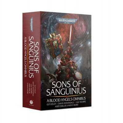 SONS OF SANGUINIS A Blood Angels Omnibus Black Library Warhammer 40000 Games Workshop - 1