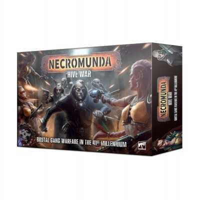 NECROMUNDA HIVE WAR starter set in English Warhammer 40k miniature game Games Workshop - 1
