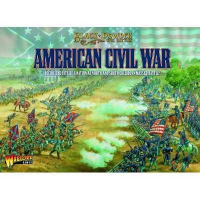 AMERICAN CIVIL WAR STARTER SET Black Powder Epic Battles miniature wargame Warlord Games - 1
