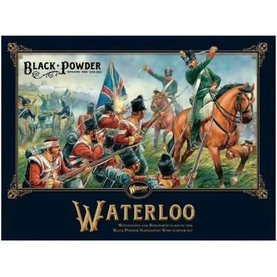 WATERLOO Starter Set Black Powder Napoleonic war Warlord Games miniatures Warlord Games - 1