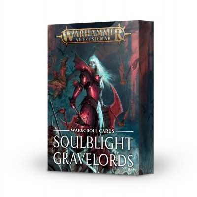 SOULBLIGHT GRAVELORDS warscroll in italiano Warhammer Age of Sigmar Games Workshop - 1