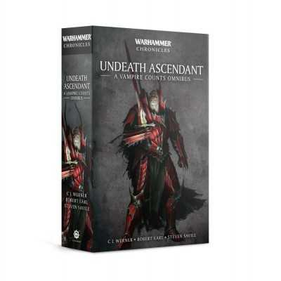 UNDEATH ASCENDANT a vampire Count omnibus Black Library Games Workshop - 1