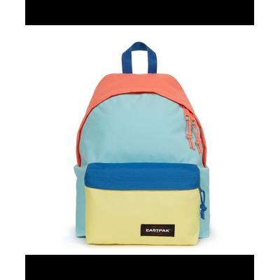 ZAINO eastpak PADDED PAK'R backpack BLOCKED BLUE A46 scuola 24 LITRI EASTPAK - 1