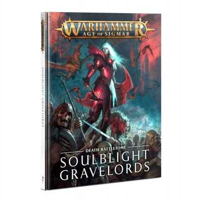 SOULBLIGHT GRAVELORDS Death Battletome in italiano regolamento Vampiri Warhammer Age of Sigmar Games Workshop - 1