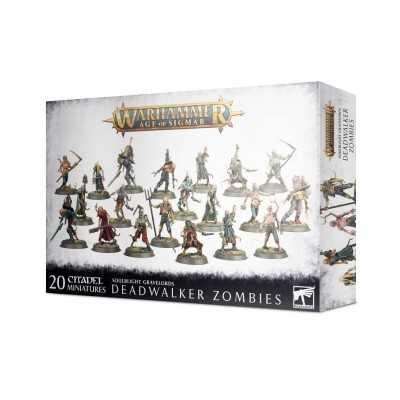 DEADWALKER ZOMBIES Soulblight Gravelords 20 miniature Warhammer Age of Sigmar Games Workshop - 1