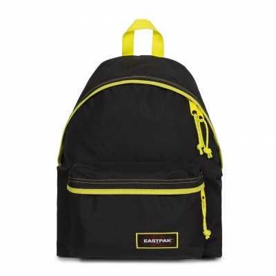 ZAINO eastpak PADDED PAK'R backpack KONTRAST LIME I85 scuola 24 LITRI EASTPAK - 1