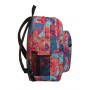 ZAINO invicta JELEK backpack FANTASY scuola FLOWER FJ0 eco material 38 LITRI Invicta - 3