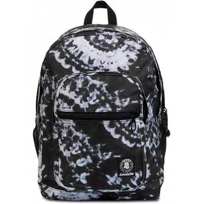 ZAINO invicta JELEK backpack FANTASY scuola BIANCO E NERO 2021 eco material 38 LITRI Invicta - 1
