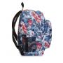ZAINO invicta JELEK backpack FANTASY scuola BIANCO FIORI E FARFALLE eco material 38 LITRI Invicta - 3