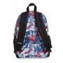 ZAINO invicta JELEK backpack FANTASY scuola BIANCO FIORI E FARFALLE eco material 38 LITRI Invicta - 4