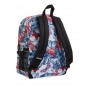 ZAINO invicta JELEK backpack FANTASY scuola BIANCO FIORI E FARFALLE eco material 38 LITRI Invicta - 5