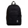 ZAINO invicta JELEK backpack PLAIN scuola NERO eco material 38 LITRI Invicta - 2