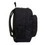 ZAINO invicta JELEK backpack PLAIN scuola NERO eco material 38 LITRI Invicta - 3