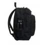 ZAINO invicta JELEK backpack PLAIN scuola NERO eco material 38 LITRI Invicta - 4