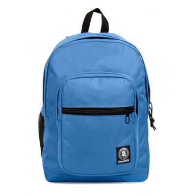 ZAINO invicta JELEK backpack PLAIN scuola AZZURRO eco material 38 LITRI Invicta - 1