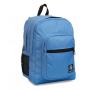 ZAINO invicta JELEK backpack PLAIN scuola AZZURRO eco material 38 LITRI Invicta - 2
