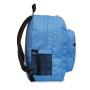 ZAINO invicta JELEK backpack PLAIN scuola AZZURRO eco material 38 LITRI Invicta - 3