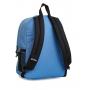 ZAINO invicta JELEK backpack PLAIN scuola AZZURRO eco material 38 LITRI Invicta - 5