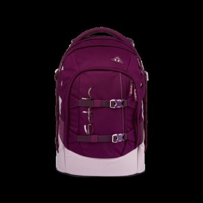 ZAINO ergonomico PACK scuola SATCH backpack SOLID PURPLE materiale riciclato VIOLA Satch - 1