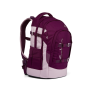 ZAINO ergonomico PACK scuola SATCH backpack SOLID PURPLE materiale riciclato VIOLA Satch - 2