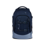 ZAINO ergonomico PACK scuola SATCH backpack SOLID BLUE materiale riciclato BLU Satch - 1
