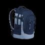 ZAINO ergonomico PACK scuola SATCH backpack SOLID BLUE materiale riciclato BLU Satch - 2