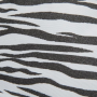 ASTUCCIO eastpak OVAL SINGLE fantasia ANIMAL SHINE pencil case BIANCO E NERO EASTPAK - 4
