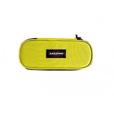 ASTUCCIO eastpak OVAL SINGLE fantasia SPRING LIME pencil case EASTPAK - 1