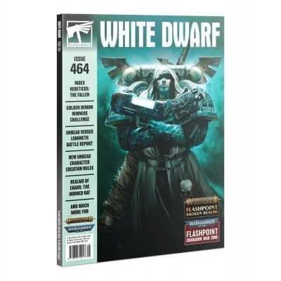 WHITE DWARF issue 464 May 2021 official Warhammer magazine Games Workshop - 1
