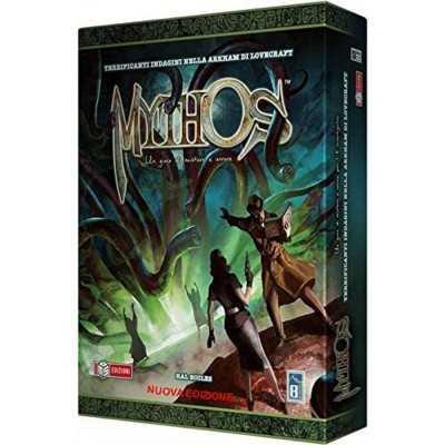 MYTHOS edizione 2021 IN ITALIANO gioco da tavolo MS EDIZIONI lovecraft INVESTIGATIVO età 14+ MS Edizioni - 1
