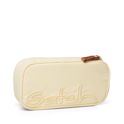 ASTUCCIO pencil case SATCH attrezzato NORDIC YELLOW box GIALLO con squadra in omaggio Satch - 1
