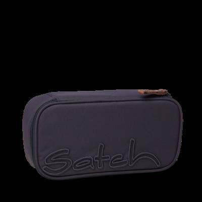 ASTUCCIO pencil case SATCH attrezzato NORDIC GREY box GRIGIO con squadra in omaggio Satch - 1