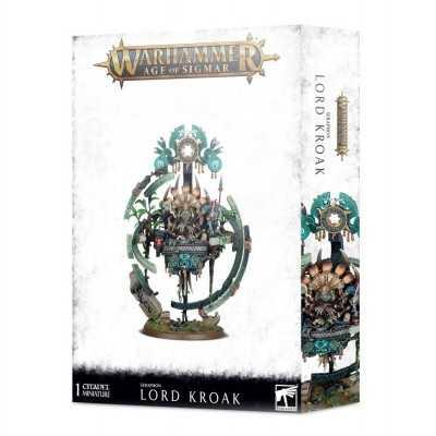 LORD KROAK Seraphon Comandante miniatura Warhammer Age of Sigmar Games Workshop - 1
