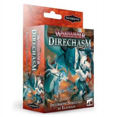 INCURSIONE SPIRITUALE DI ELATHAIN warband in italiano Warhammer Underworlds Direchasm Games Workshop - 1