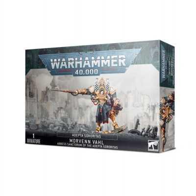 MORVENN VAHL Arcibadessa Sanctorum Adepta Sororitas Comandante Warhammer 40000 Games Workshop - 1