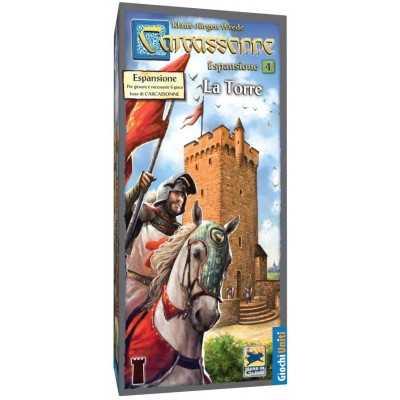 Carcassonne: la Torre 4a espansione espansione
