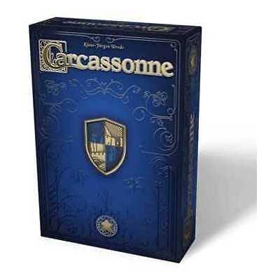 CARCASSONNE 20 ANNIVERSARIO in italiano edizione speciale  - 1