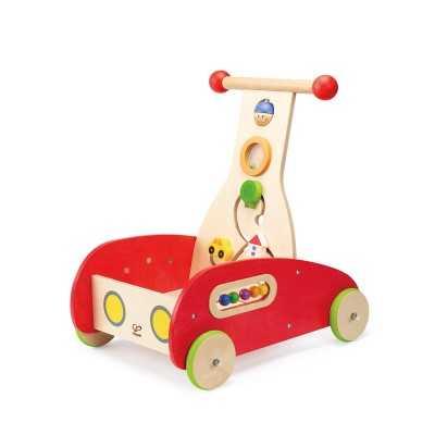 CARRELLINO carrello MULTI ATTIVITA' in legno HAPE wonder walker E0370 età 1+ Hape - 1