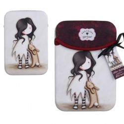 Gorjuss ipad mini sleeve custodia 375GJ02 i love you little rabbit santoro