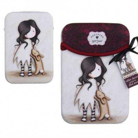 Gorjuss ipad mini sleeve custodia 375GJ02 i love you little rabbit santoro