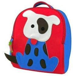 BACKPACK CAGNOLINO dabba walla bags DWBP002 zaino cartella scuola GO FETCH DOG