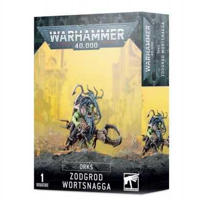 ZODGROD WORTSNAGGA Orks hero Warhammer 40000 miniature Games Workshop - 1