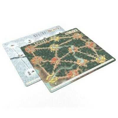 ROOT PLAYMAT Autunno - inverno espansione Fall and Winter tappetino  - 1