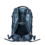 ZAINO SATCH PACK BETTY BLUE ergonomico 30 litri blu e rosa Satch - 3