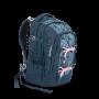 ZAINO SATCH PACK BETTY BLUE ergonomico 30 litri blu e rosa Satch - 2