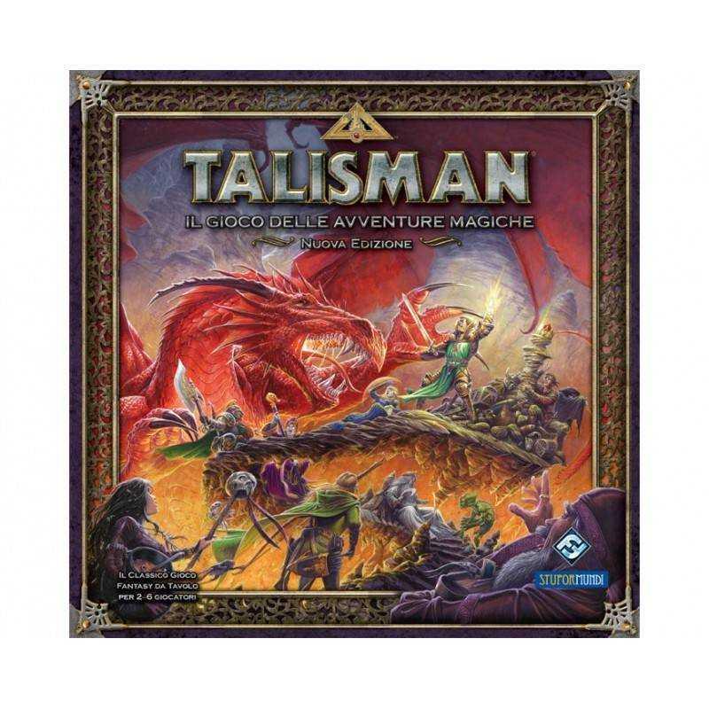Nouvelle édition de Talisman
