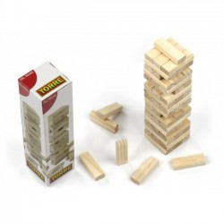 DAL NEGRO dalnegro TORRE GRANDE gioco in legno DAI 6 ANNI da 2 o più giocatori
