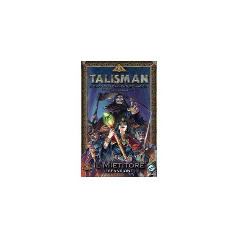 Talisman: the harvester