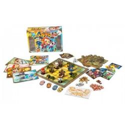 KROSMASTER ARENA JUNIOR edizione italiana gioco da tavolo di miniature età 7+