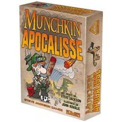 MUNCHKIN APOCALISSE edizione italiana gioco base gioco di carte demenziale